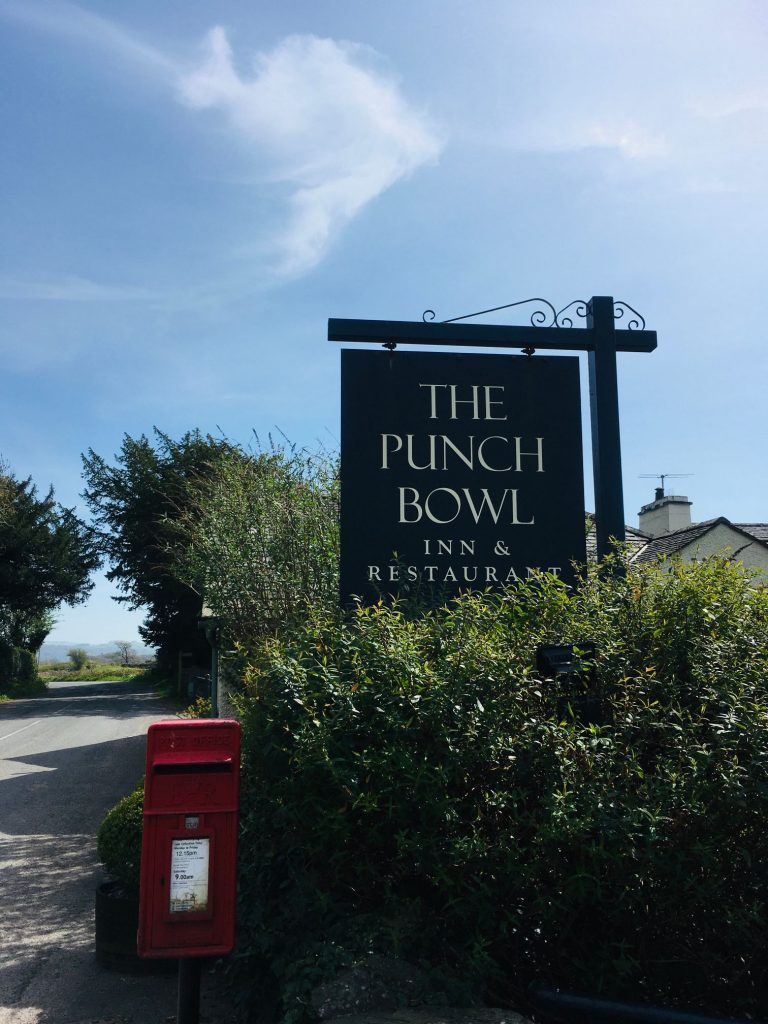 The Punch Bowl